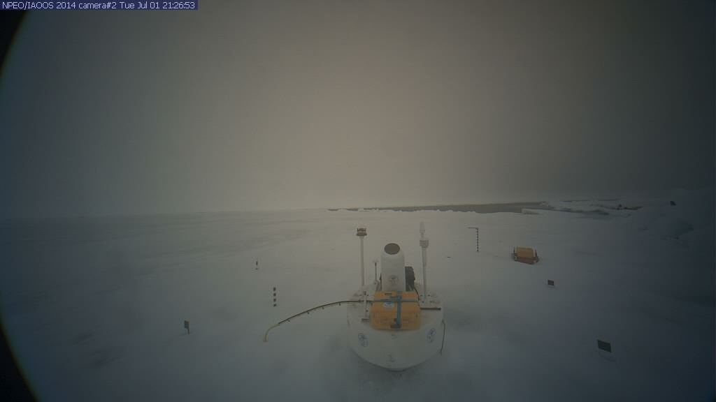 North Pole web Cam2