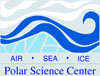 Polar Science Center logo